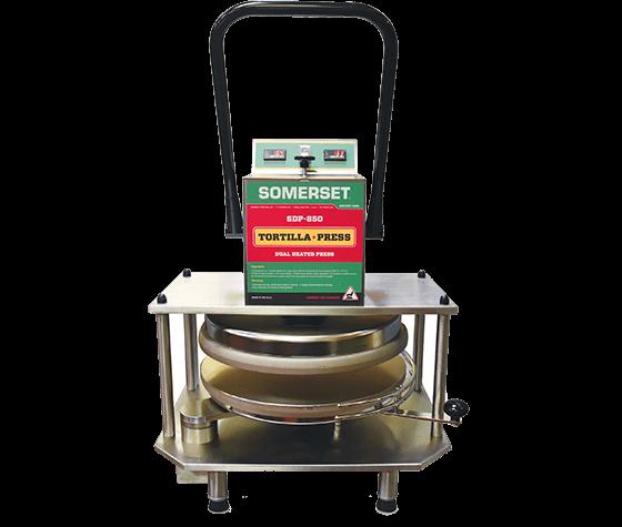 SDP-850-Tortilla-Press